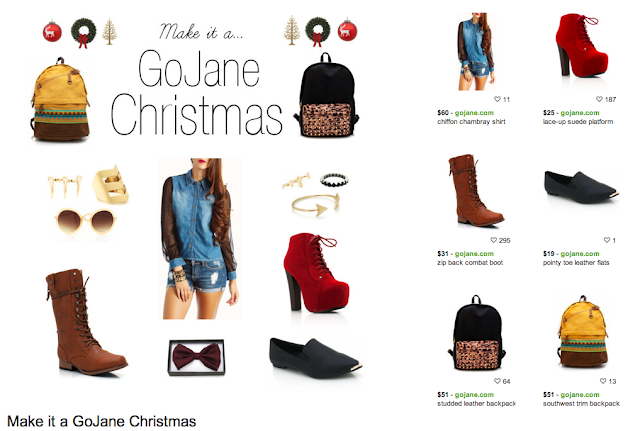 go jane polyvore christmas wish list inspiration board