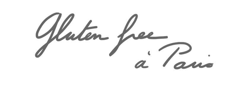 Gluten free à Paris