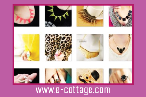E-Cottage Advertisement Banner