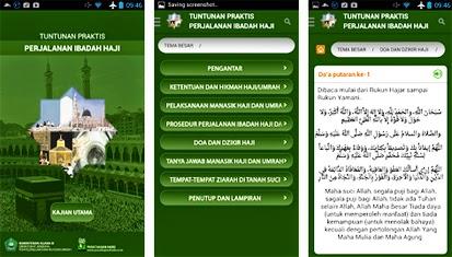 Aplikasi Manasik Haji dan Umroh