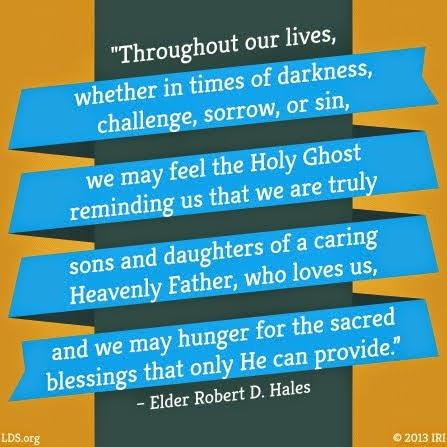 Because God Loves Us