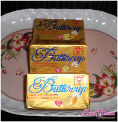 Buttercup adalah sejenis marjerin yang dicampur dengan sedikit butter