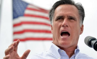 Mitt Romney is wishy-washy on abortion, but the Republican Party is not. (Photo: Jewel Samad/AFP/GettyImages.)