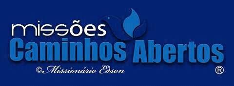 Missões  Caminhos  Abertos