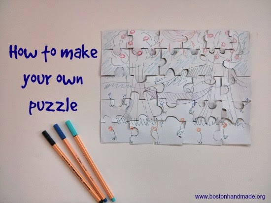 boston handmade handmade for kids how to make a puzzle using a