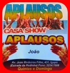 APLAUSOS CASA SHOW