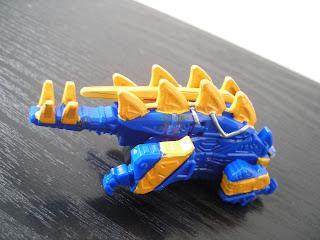 Minipla Stegotchi Kyoryuzin Zyuden Sentai Kyoryuger Super Sentai Candy Toy