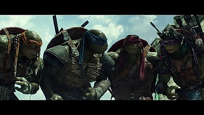 Teenage Mutant Ninja Turtles Movie - 'Knock Knock' Teaser  - Teaser Song / Music