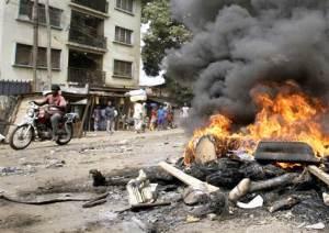 Resultado de imagen para nigeria queman iglesias