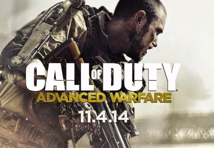 لعبة Call of duty: Advanced warfare