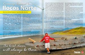 I Got Featured In A Magazine