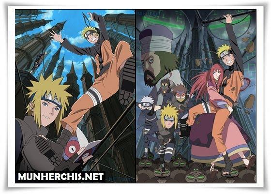 Naruto Shippuden Movie. naruto shippuden movie 4 lost