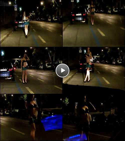 shemales on the street video