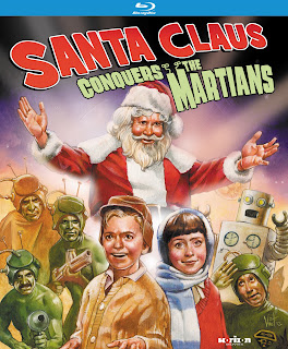 "Blu-ray Review | ""Santa Claus Conquers the Martians"""
