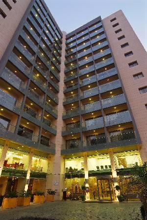 حجز فندق اجنحة ميرلوت بيروت