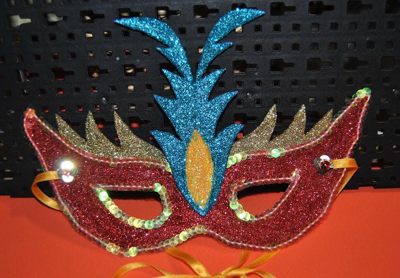 Mascaras de carnaval en goma eva imagui - Mascaras para carnaval manualidades ...