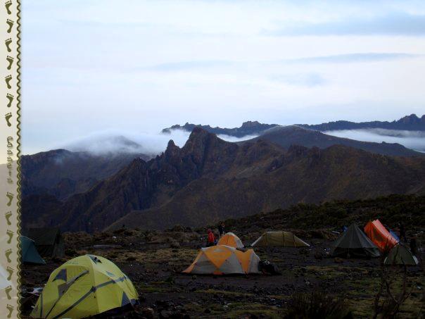 Campamento Shira