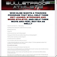 Bulletproof Athlete by Mike Robertson
