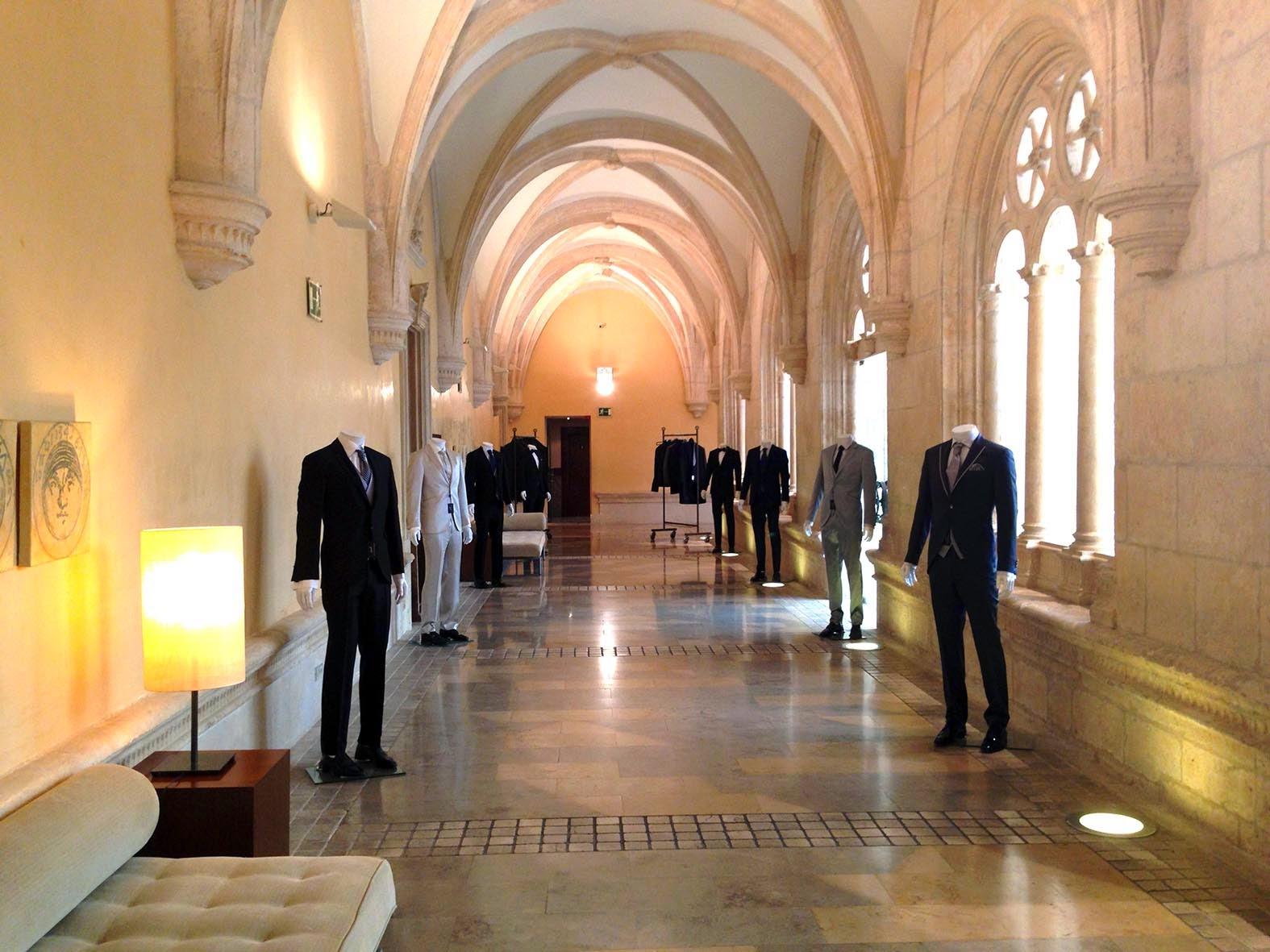 Antonaga, nueva colección ceremonia & sastreria primavera-verano 2015