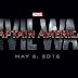 Teaser de Capitão América: Guerra Civil ganha data de lançamento