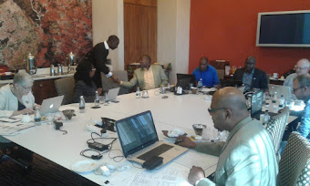 AfICTA BOARD MEETING - SANDTON, SA