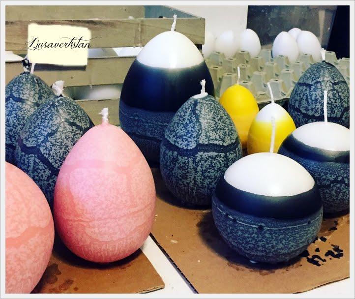 Bollar & ägg