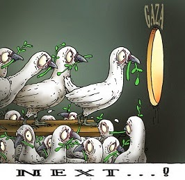 Joep Bertrams: Mobilizing the doves of peace.