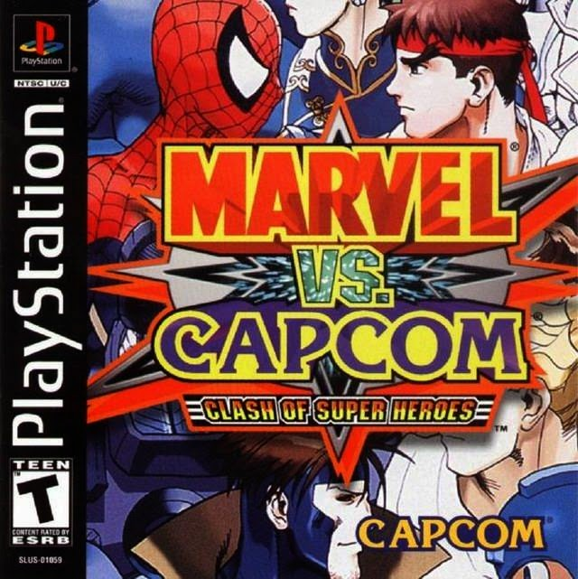 Marvel vs Capcom | El-Mifka