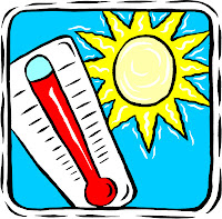 Temperatures rising - Us versus Them ~ TheQuirkyConfessions.com