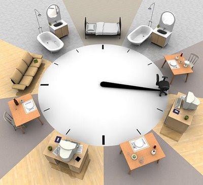 Organiza tu tiempo para ser más eficiente