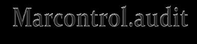 Marcontrol.audit