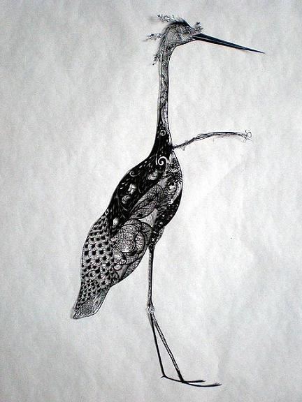 arte papel fragilidade corte hina aoyama