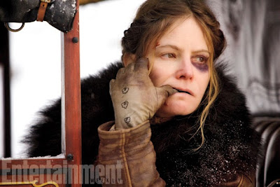 Jennifer Jason Leigh in The Hateful Eight