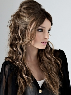 Long Hair Styling Simple Lorasoneworld Hair Styles For Long Hair