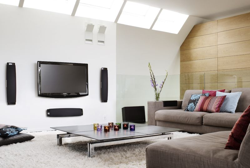 Modern Living Room Interior Pictures.