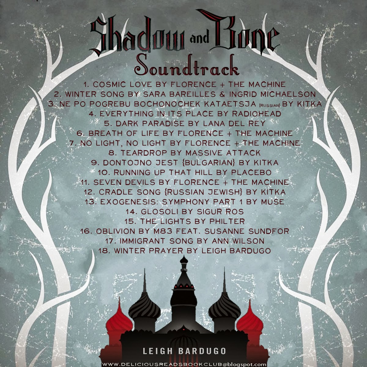 "Delicious Reads: ""Shadow & Bone"" {by Leigh Bardugo} Book"