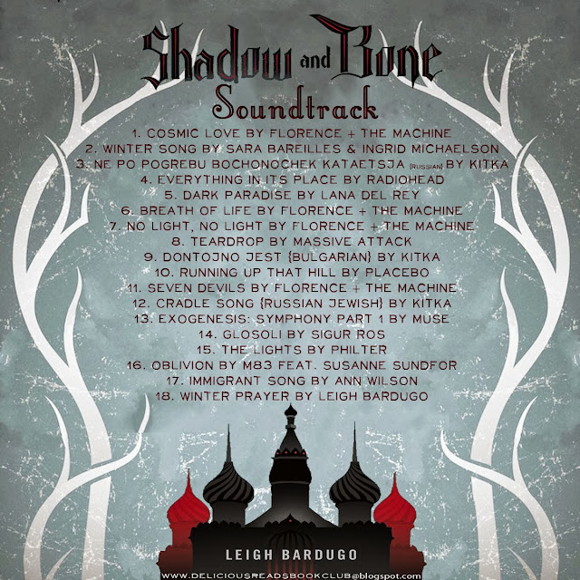 Shadow and Bone Soundtrack