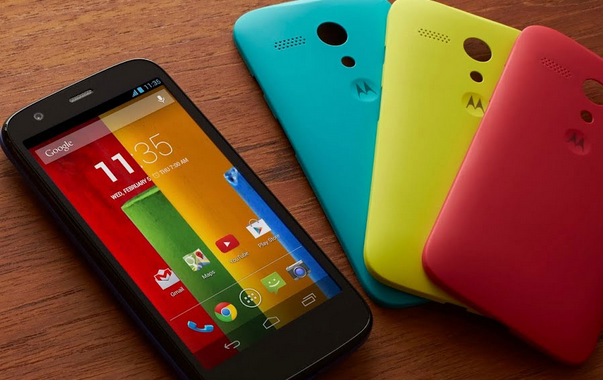 Cara Restore Stock ROM Android 4.4.2 & 4.4.4 Motorola Moto G