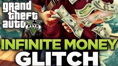 สูตรเงินไม่จำกัด GTA V