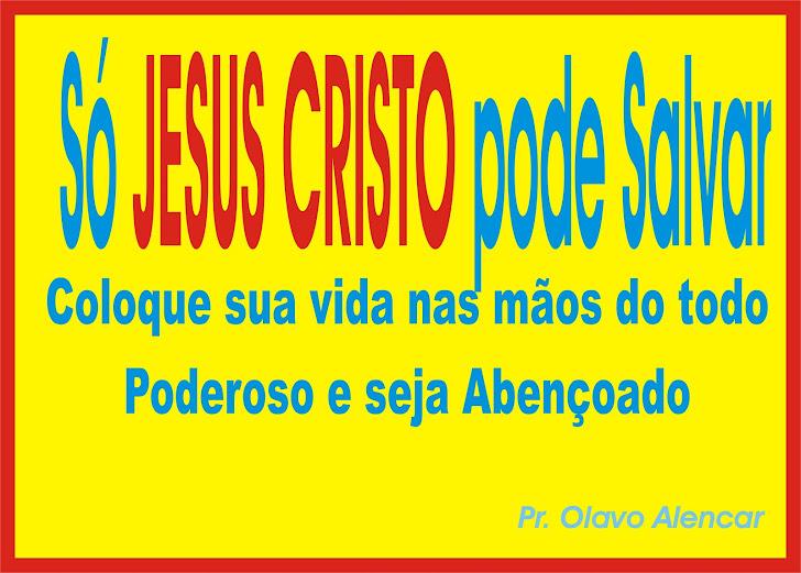 PASTOR OLAVO ALENCAR