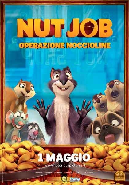 locandina Nut Job