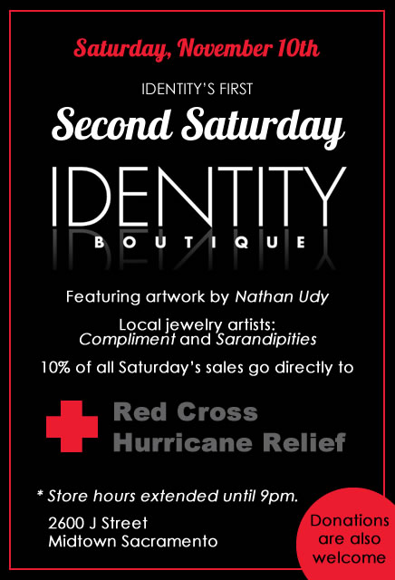 Second Saturday at IDENTITY