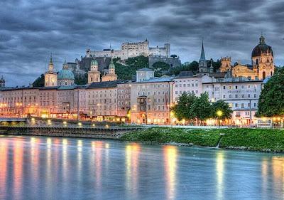 Kota Tua Di Eropa