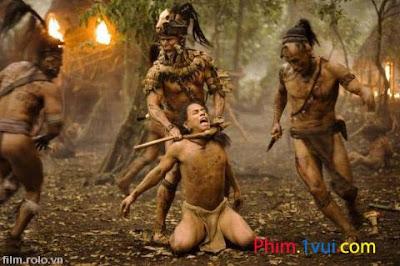 Phim Đế Chế Maya - Apocalypto [Vietsub] Online