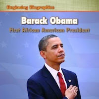 bookcover of BARACK OBAMA:  FIRST AFRICAN AMERICAN PRESIDENT  by  Katie Kawa