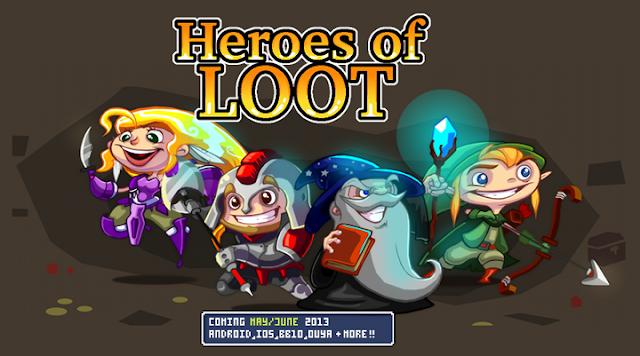 Heroes of Loot 1.0.1 ( v1.0.1 ) APK