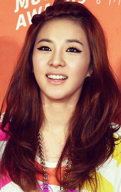 Dara Profile | ALL ABOUT KOREA
