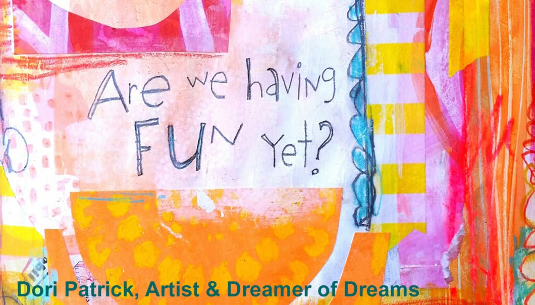 Dori Patrick, Artist & Dreamer of Dreams