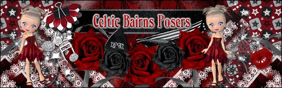 Celtic Bairns Posers