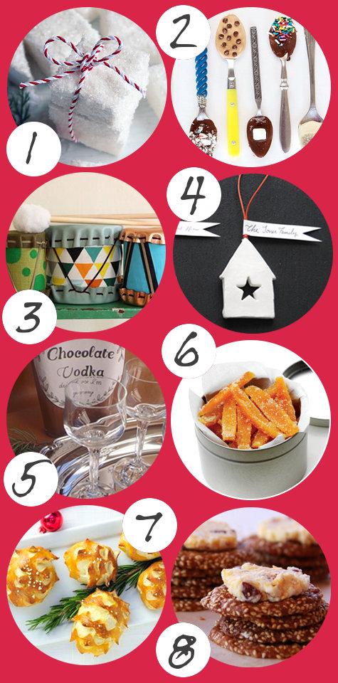 Homemade Gift Ideas for a Handmade Holiday - DIY Christmas Gifts You Can Make and Bake